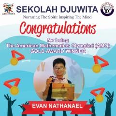 AMO_Evan Nathanael - SD - Gold Award