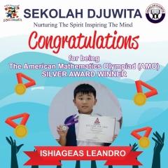 AMO_Ishiageas Leandro - SD - Silver Award