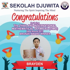 TIMO_BRAYDEN - SMP - Bronze Award