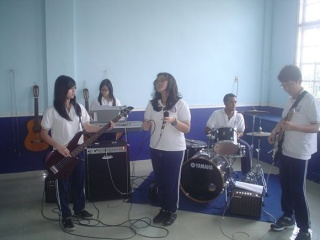 High School Djuwita Medan