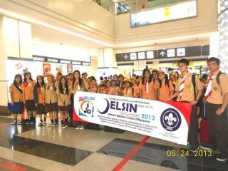 Jelajah Lintas Edukasi Singapura