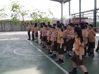 Scout Camp Activity