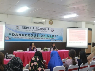 "Seminar ""Dangerous of Game"""