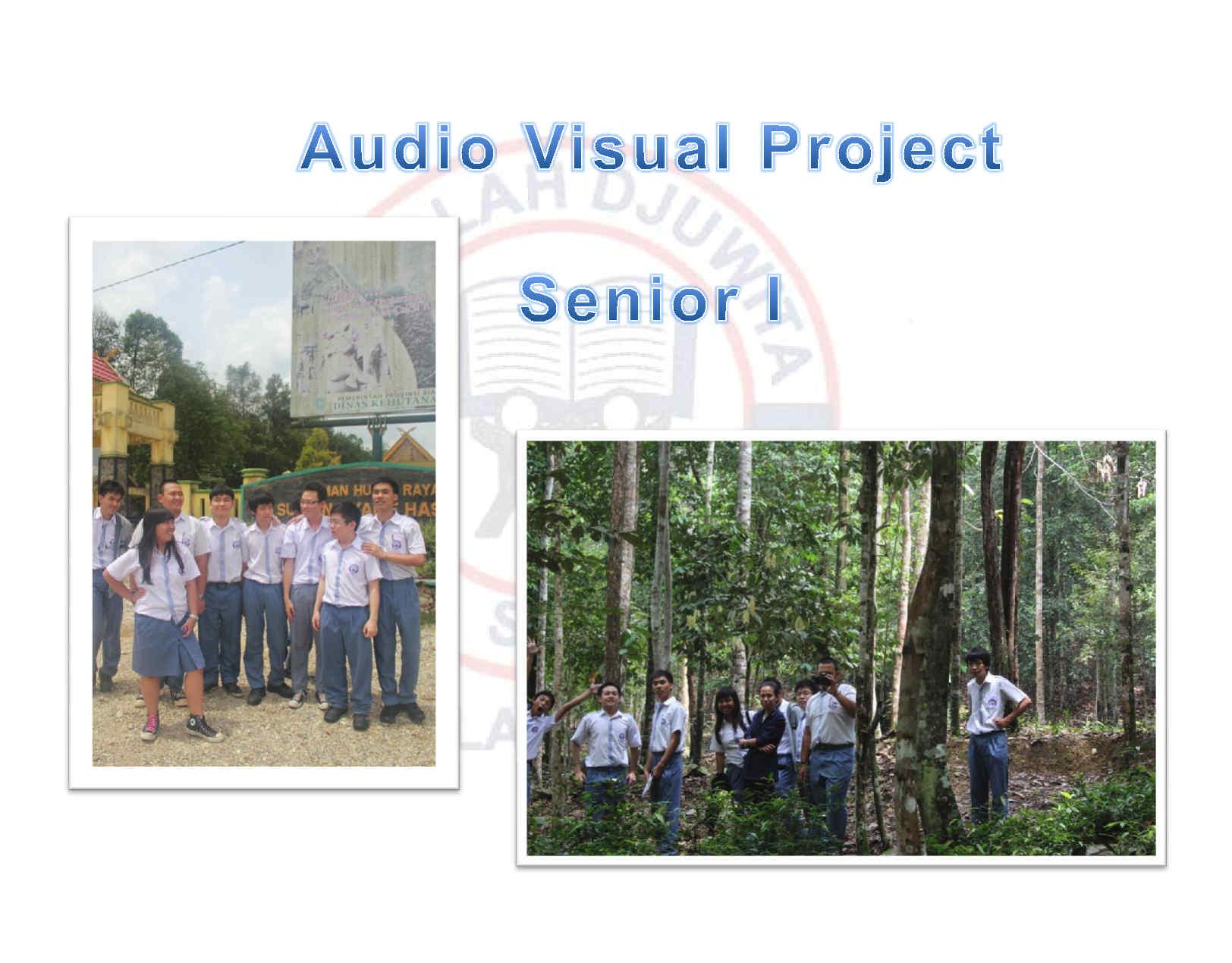 Observation To Taman Hutan Raya Sultan Syarif Hasyim