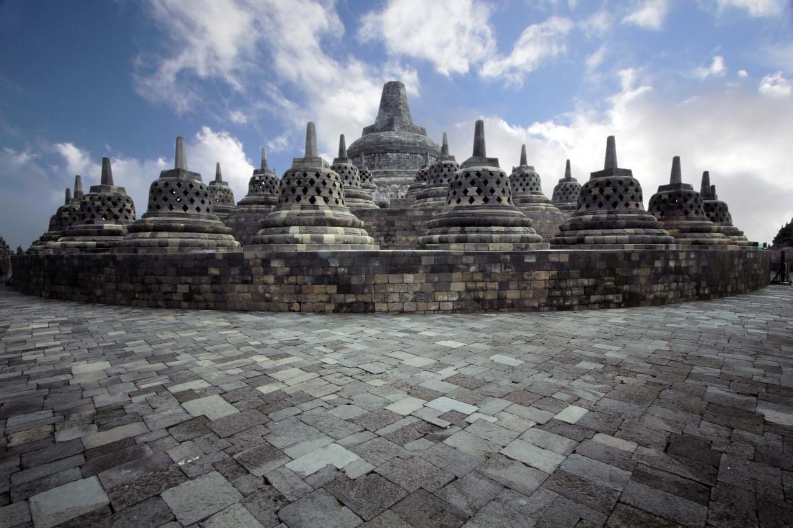 Field Trip Borobudur Temple