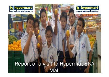 Hypermart SKA Mall